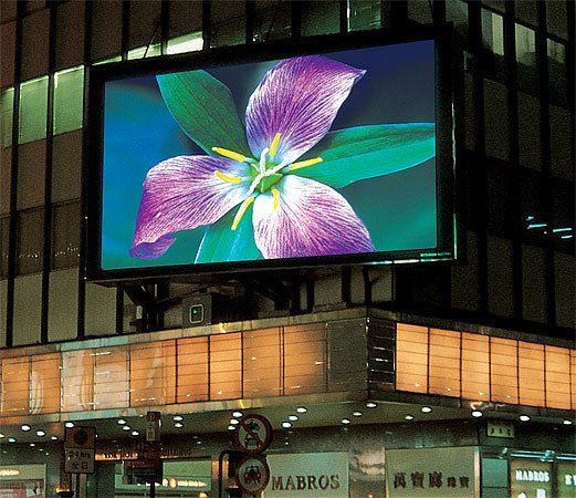 LED display and digital signage